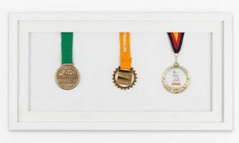 Cadres pour medailles