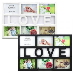 Cadre collage Love