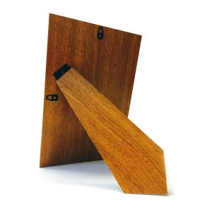 Support arrière avec présentoir, flexible