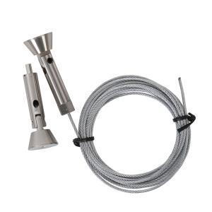 Appendo câbles d'acier - set mur / plafond