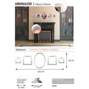 """Galerie pour parois """"ancêtres 1"""""""