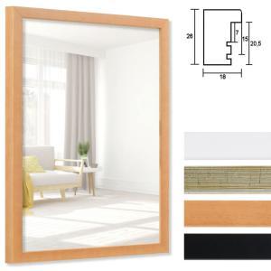 Cadre pour miroir Figari sur mesure