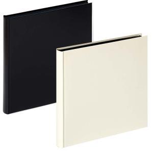 """Album livre """"Charm"""" avec 60 pages noires"""