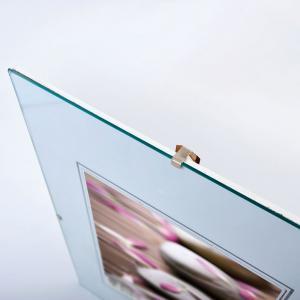 la cuisine la salle /à manger neutre 70x100 Cliprahmen Cadre photo en plexiglas sans cadre pour photos de nombreuses tailles rectangulaires avec clips Id/éal pour le salon