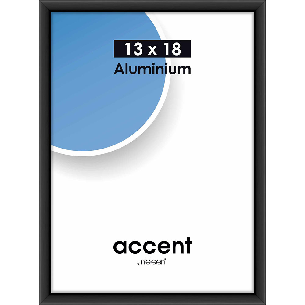 Accent Aluminium Cadre Photo Accent Pearl Mercury 40x50 cm