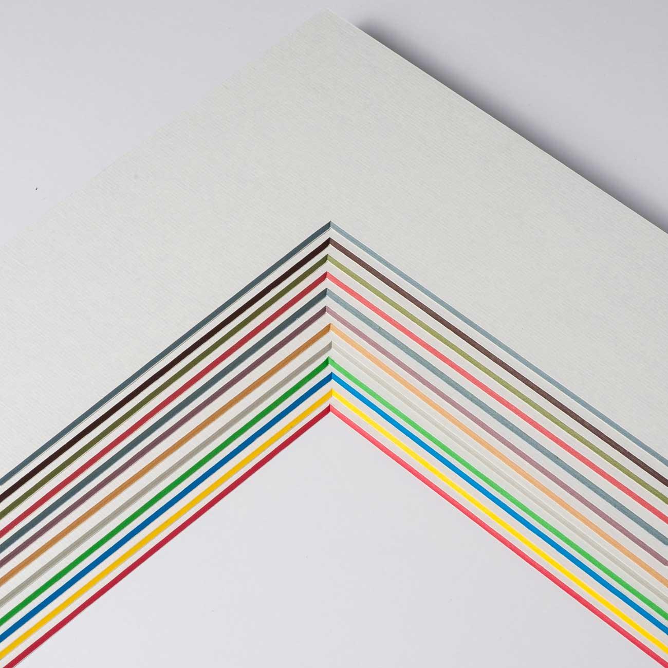 1,7 mm ColorCore passe-partout avec coupe individuelle