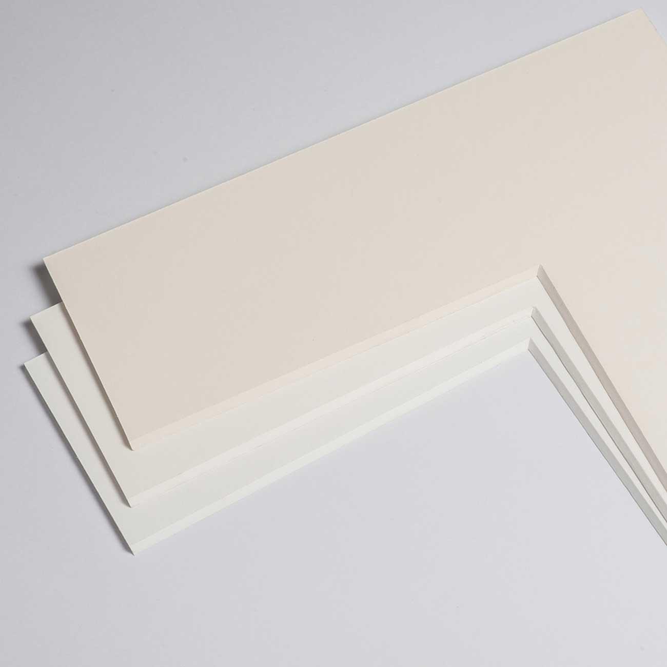 2,3 mm passe-partout en coton avec coupe individuelle
