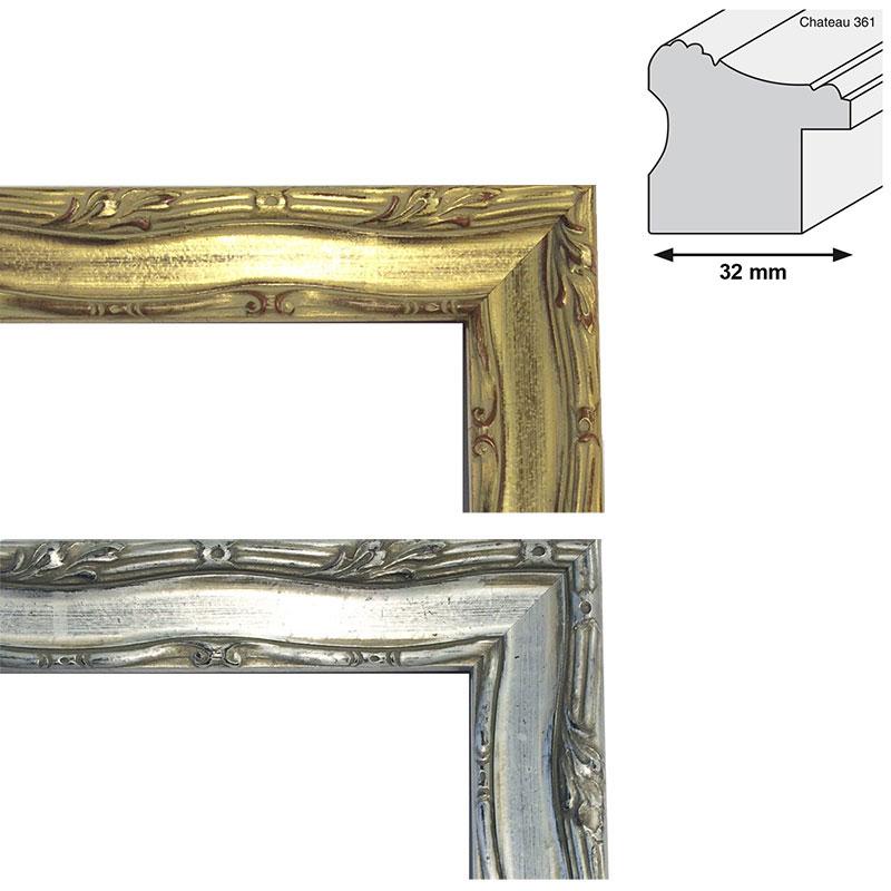 Cadre en bois CHATEAU 361 - sur mesure