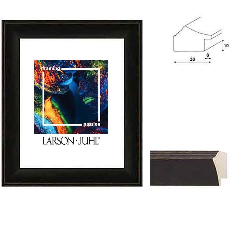 aicham larson juhl cadre baroque mareis 3 8. Black Bedroom Furniture Sets. Home Design Ideas
