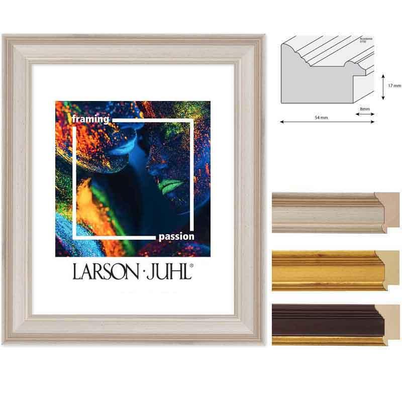 aicham larson juhl cadre en bois academie 5 4. Black Bedroom Furniture Sets. Home Design Ideas