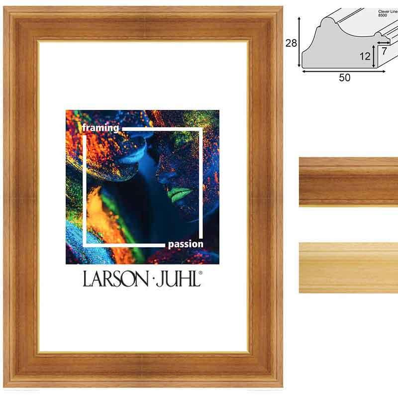 Cadre en bois Clever Line 8500 - sur mesure