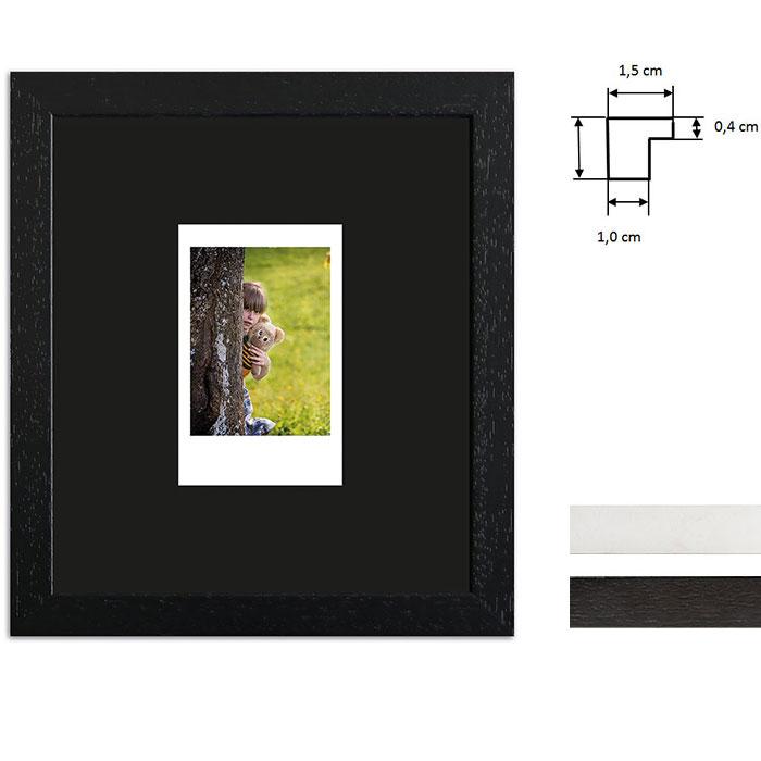 Cadre pour 1 photo immédiat - Typ Instax Mini