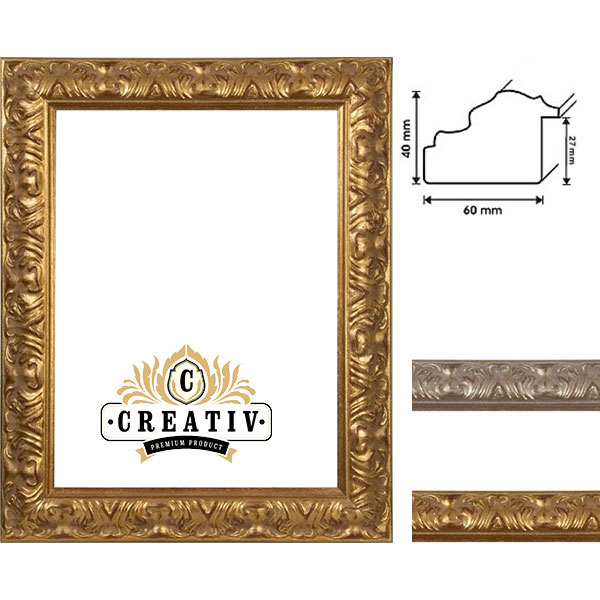cadre baroque Firenze sur mesure