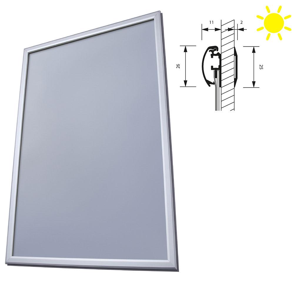 Cadre clic-clacpour fenêtre
