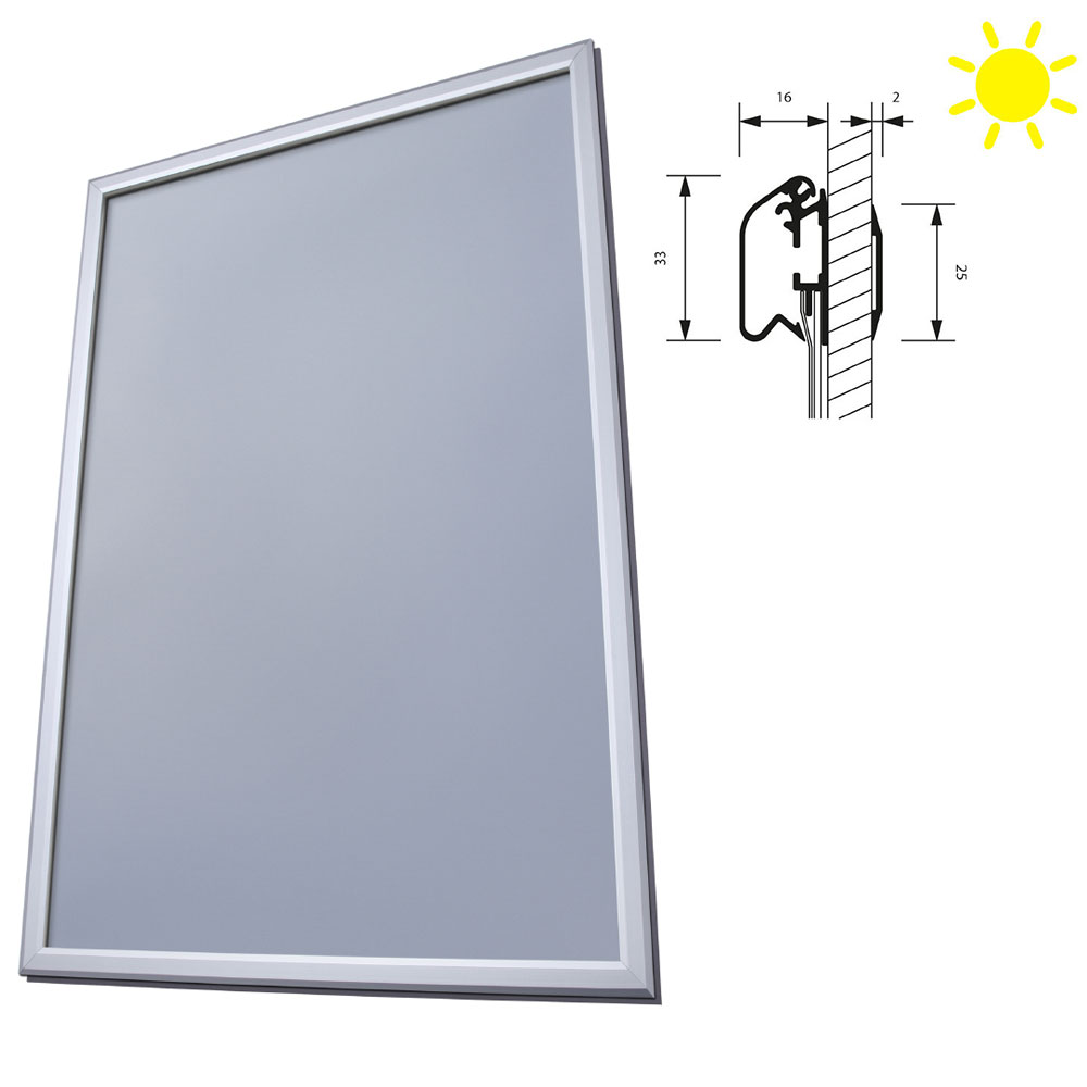 Cadre pliant pour fenêtre