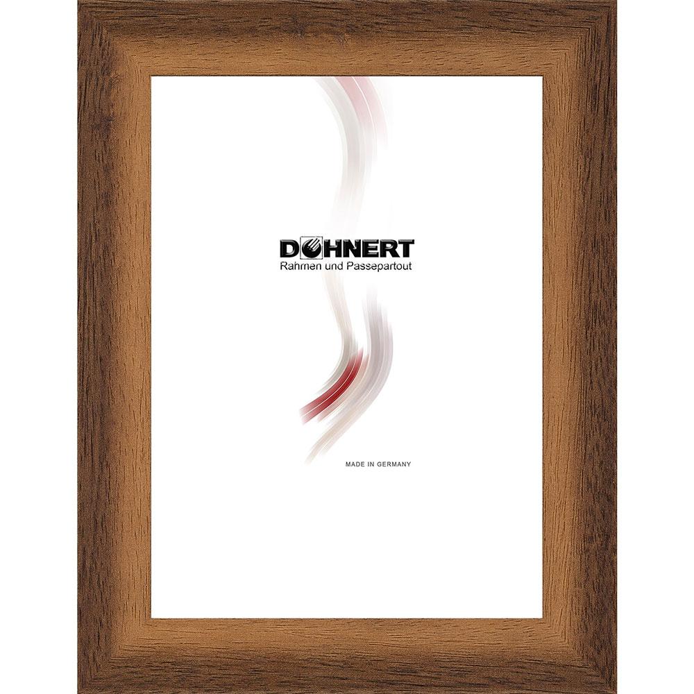 doehnert cadre en bois croxley 40x60 cm brun verre normal. Black Bedroom Furniture Sets. Home Design Ideas