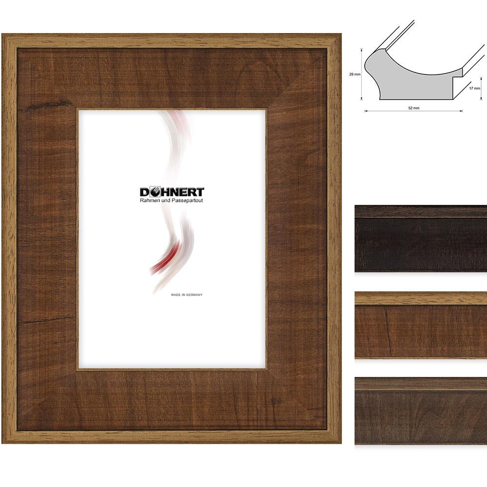 Cadre en bois-sur mesure Maladon