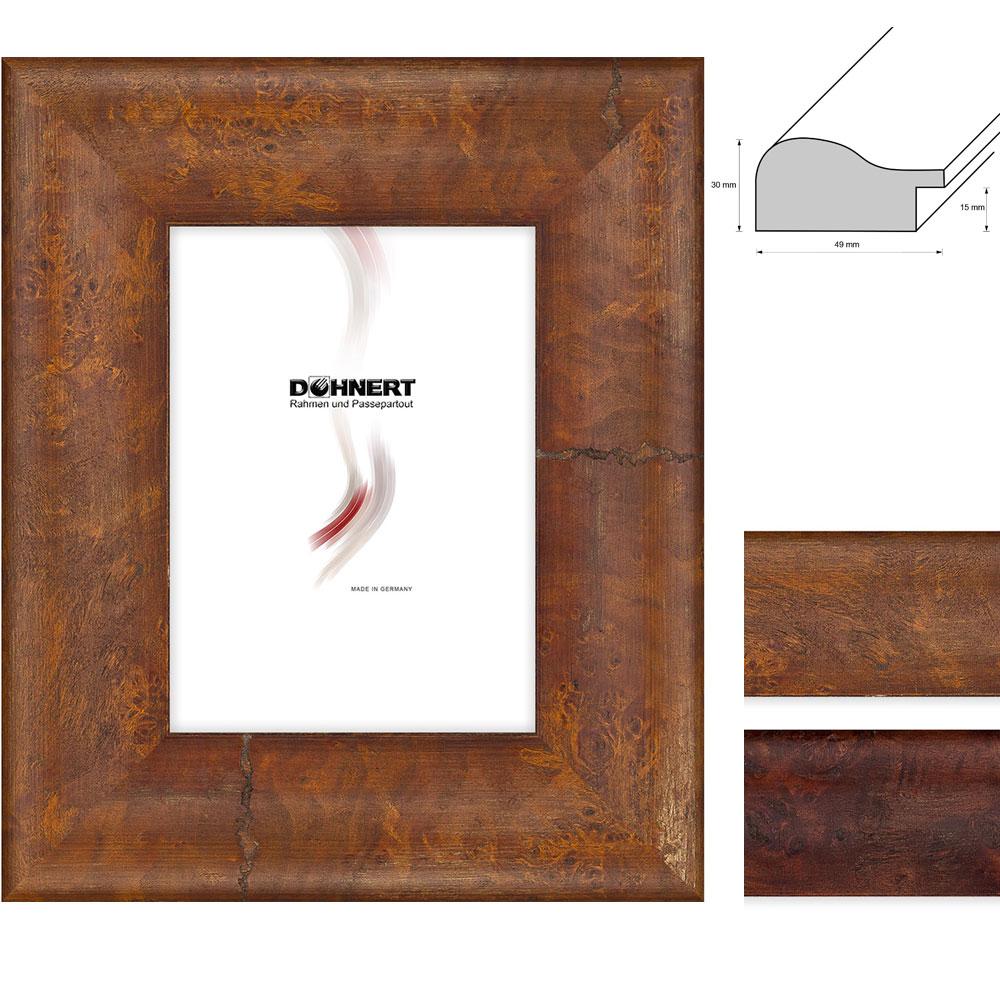 Cadre en bois-sur mesure Southhall