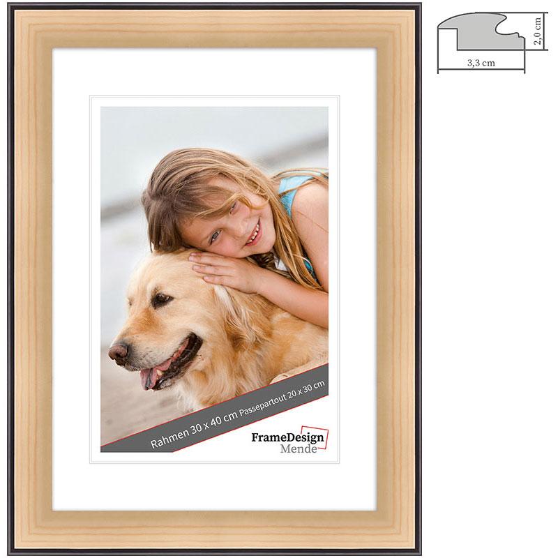 Cadre en bois sur mesure Chuchasa