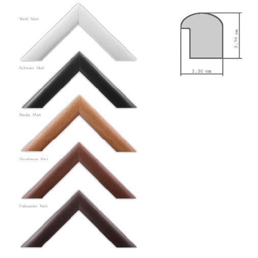 Cadre en bois sur mesure Khome