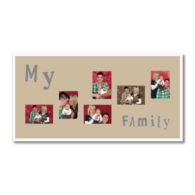 """Passe-partout à thème """"Family"""""""