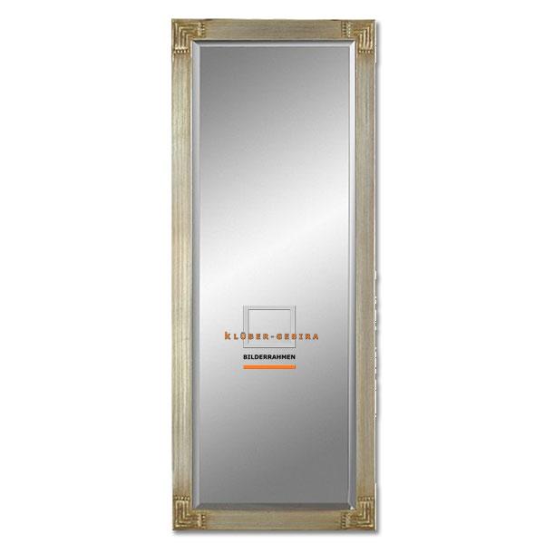 Klueber gebira cadre miroir kreta for Miroir 50x140