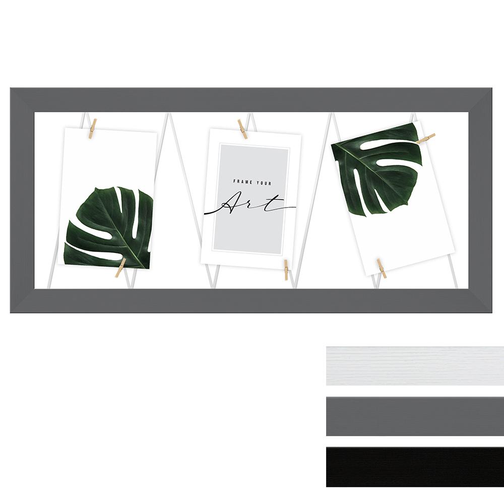 Galerie de photos avec laisse pour 4 photos