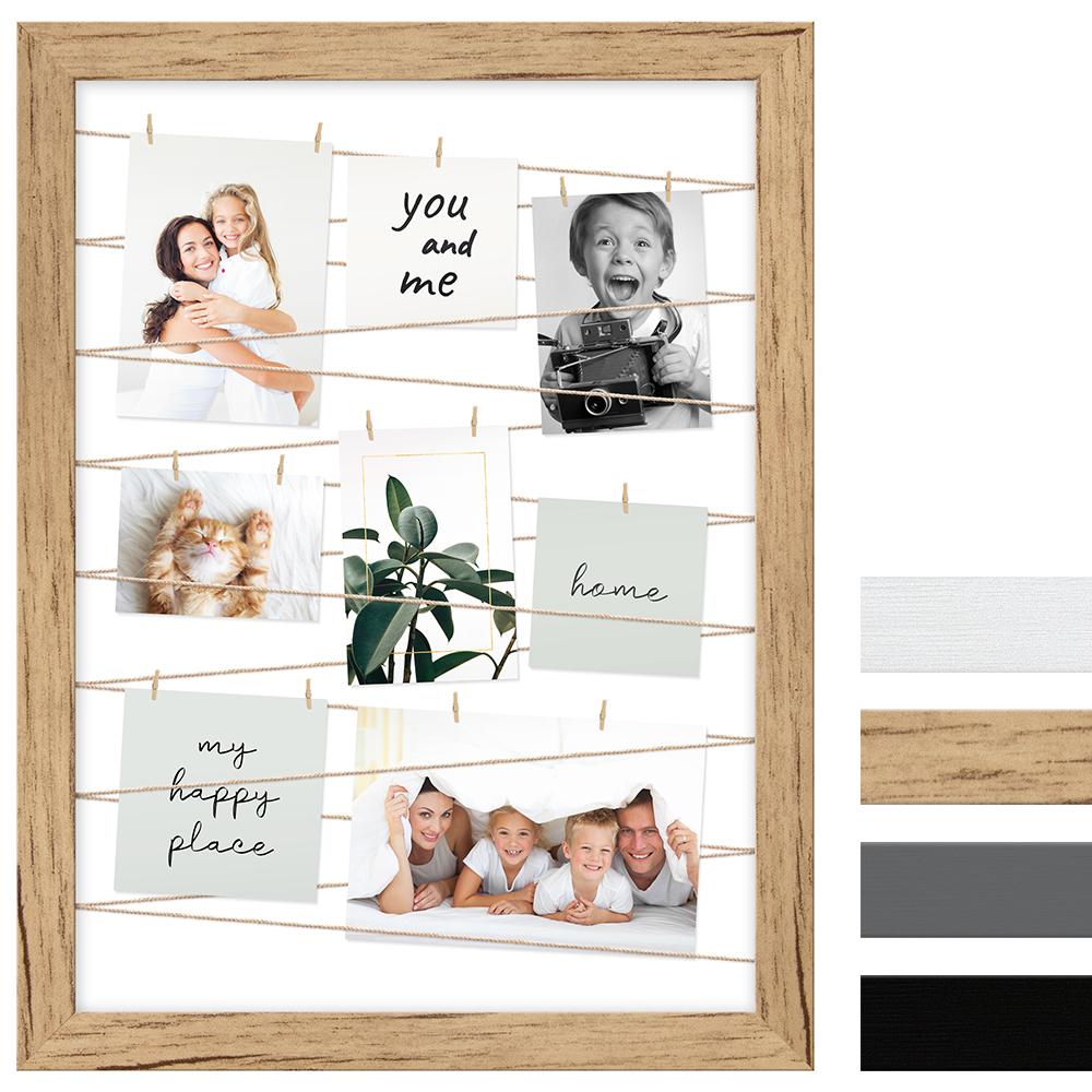 Galerie de photos avec laisse pour 20 photos