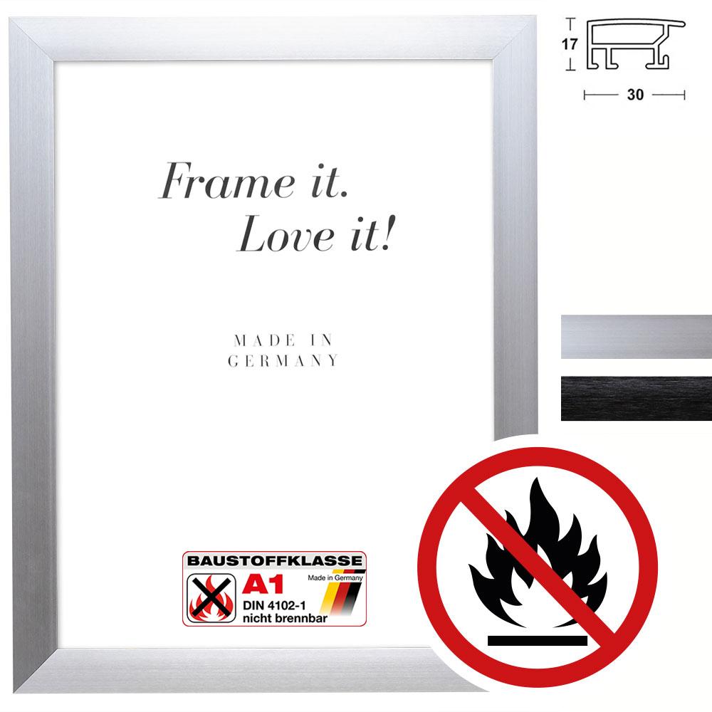 Cadre classifié pour protection feu standard A1 Econ épais