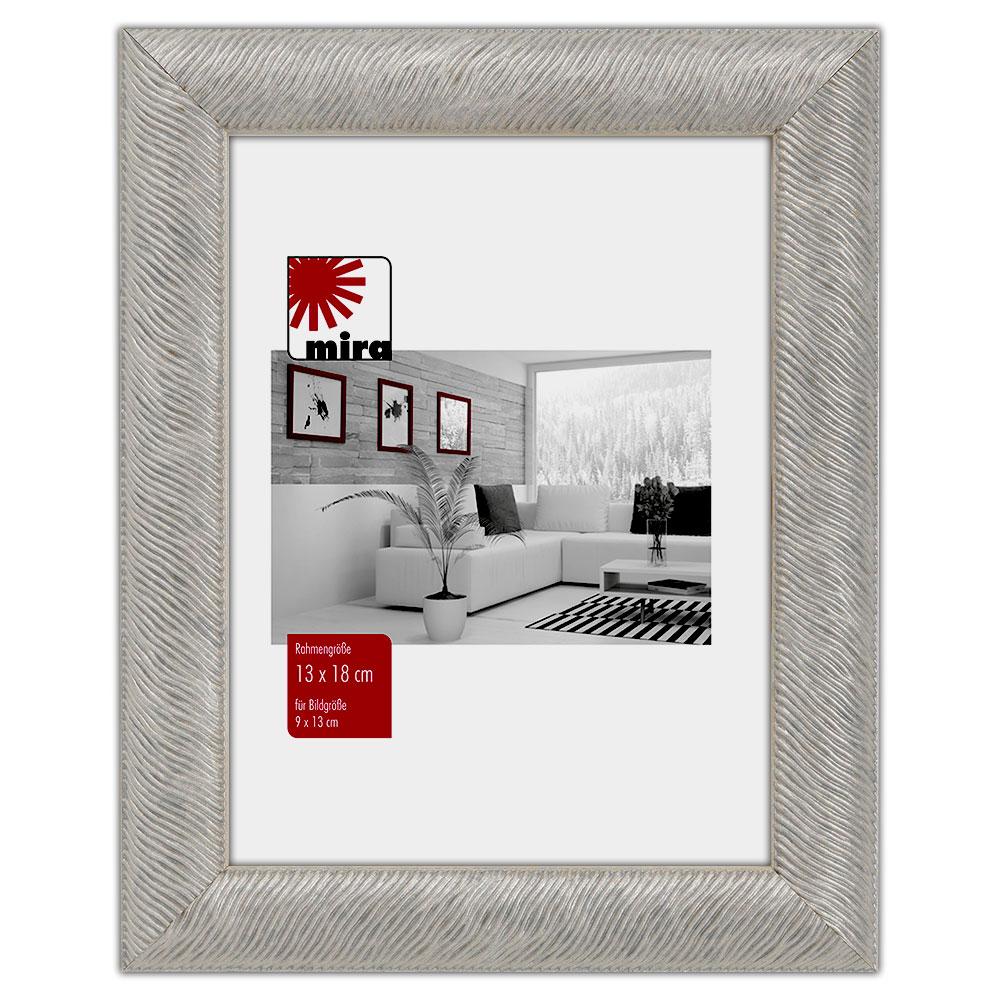 mira cadre baroque vienne sur mesure argentin verre normal. Black Bedroom Furniture Sets. Home Design Ideas