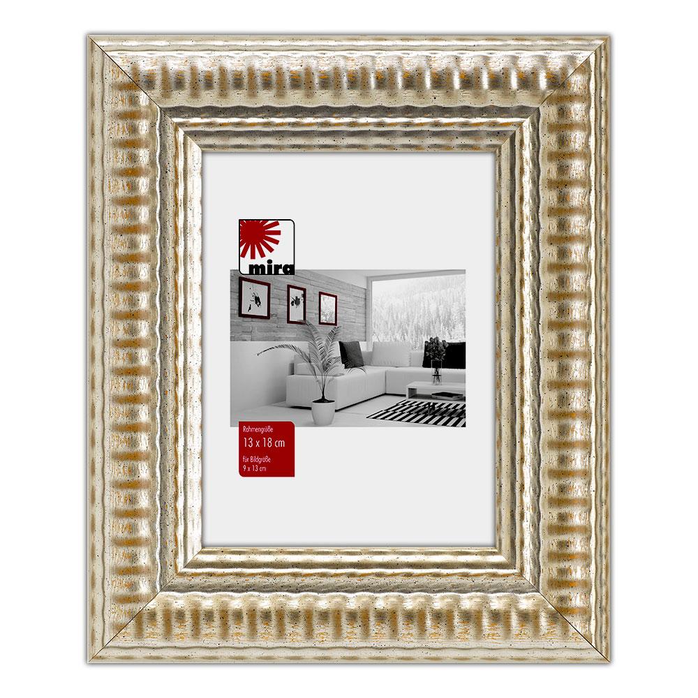 mira cadre baroque pessac sur mesure argentin verre normal. Black Bedroom Furniture Sets. Home Design Ideas