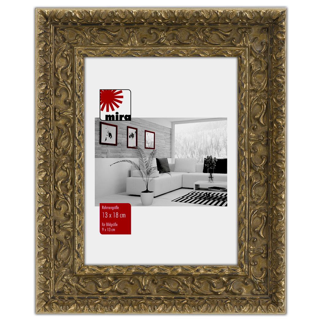mira cadre baroque ferrand sur mesure argentin verre normal. Black Bedroom Furniture Sets. Home Design Ideas