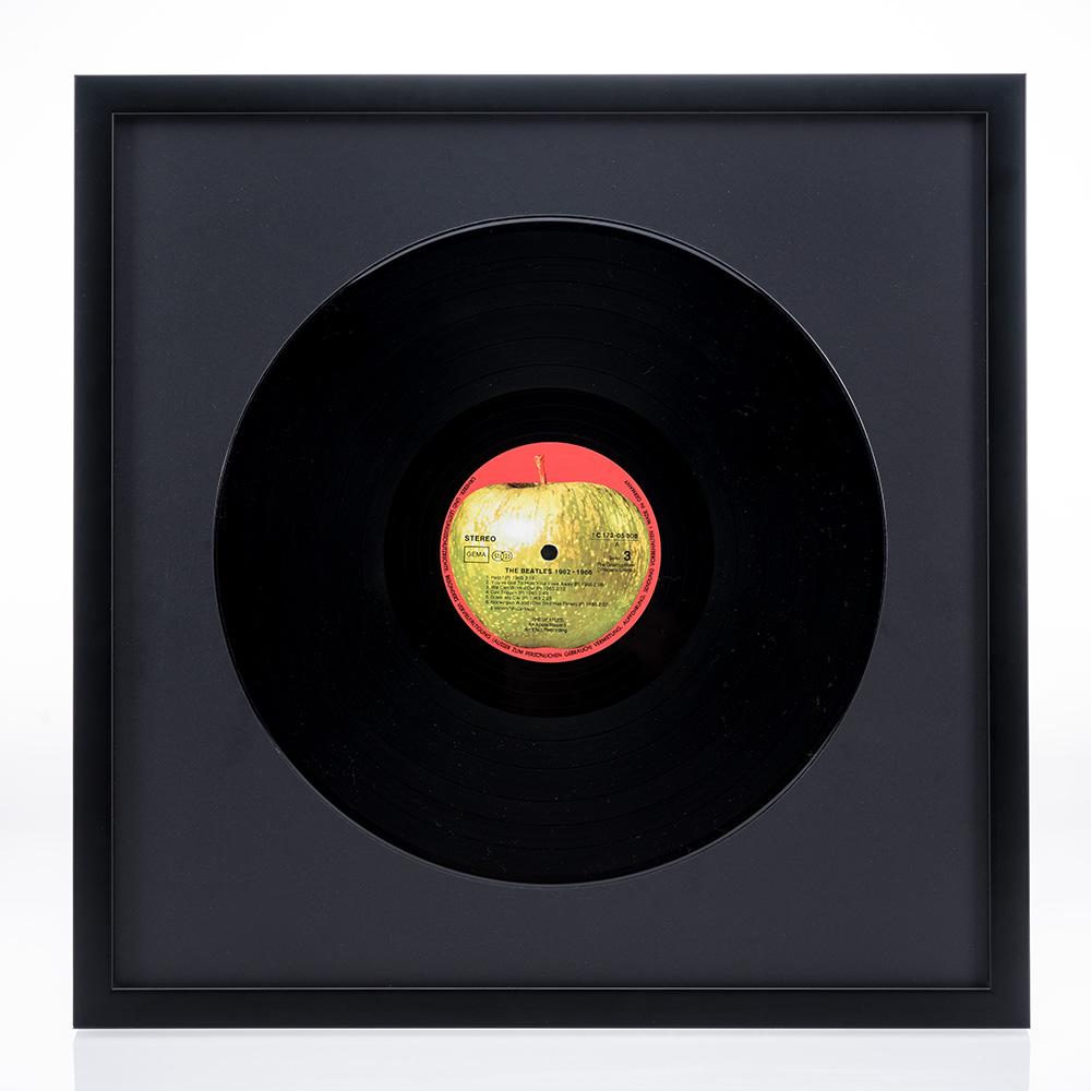 Cadre en bois Figari pour vinyles