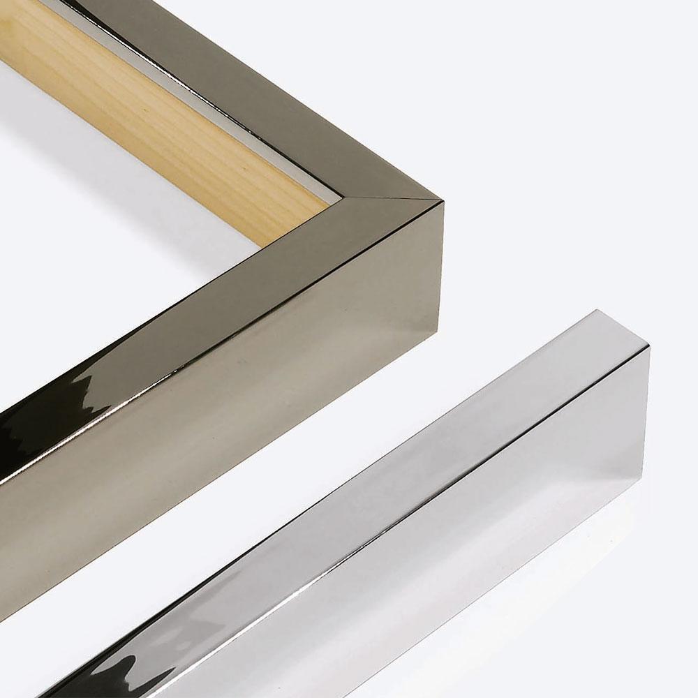 Cadre en bois coupe sur mesure, Matrix 20x52