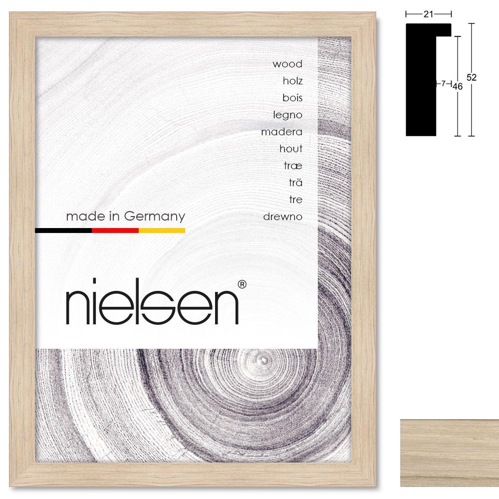 Cadre en bois coupe sur mesure, Oakwoods 21x52