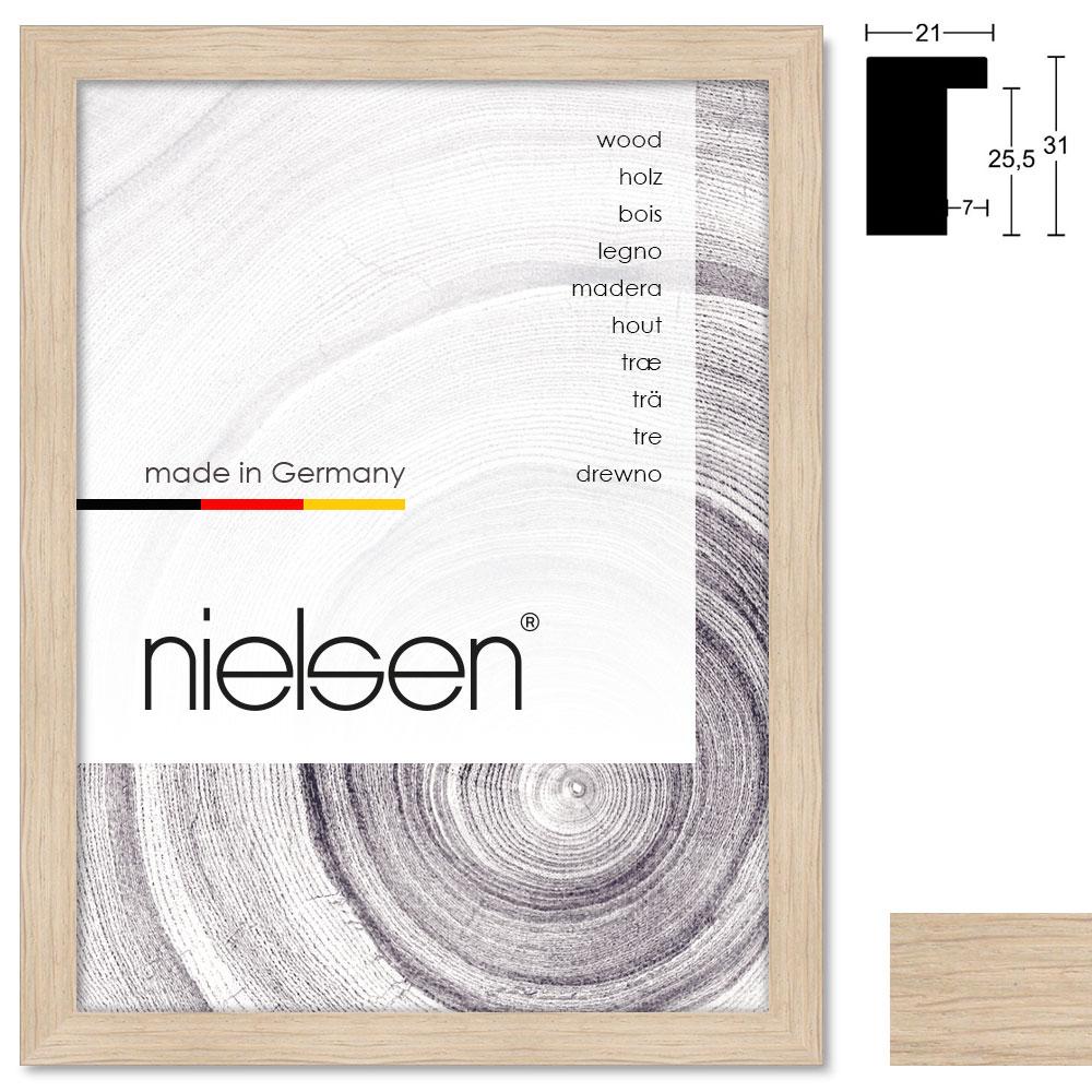 Cadre en bois coupe sur mesure, Oakwoods 21x31