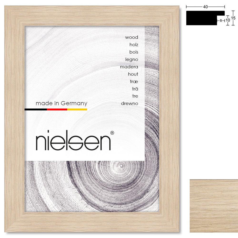 Cadre en bois coupe sur mesure, Oakwoods 40x15