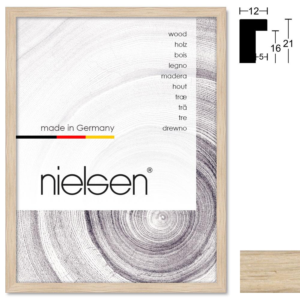 Cadre en bois coupe sur mesure, Oakwoods 12