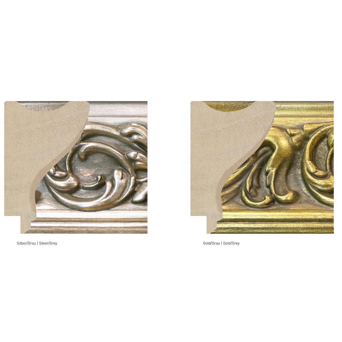 Cadre en bois coupe sur mesure, Cornucopia 74