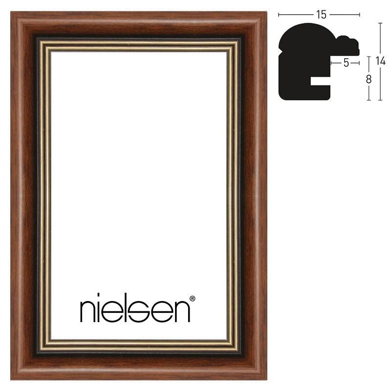 nielsen cadre en bois coupe sur mesure portico 15. Black Bedroom Furniture Sets. Home Design Ideas