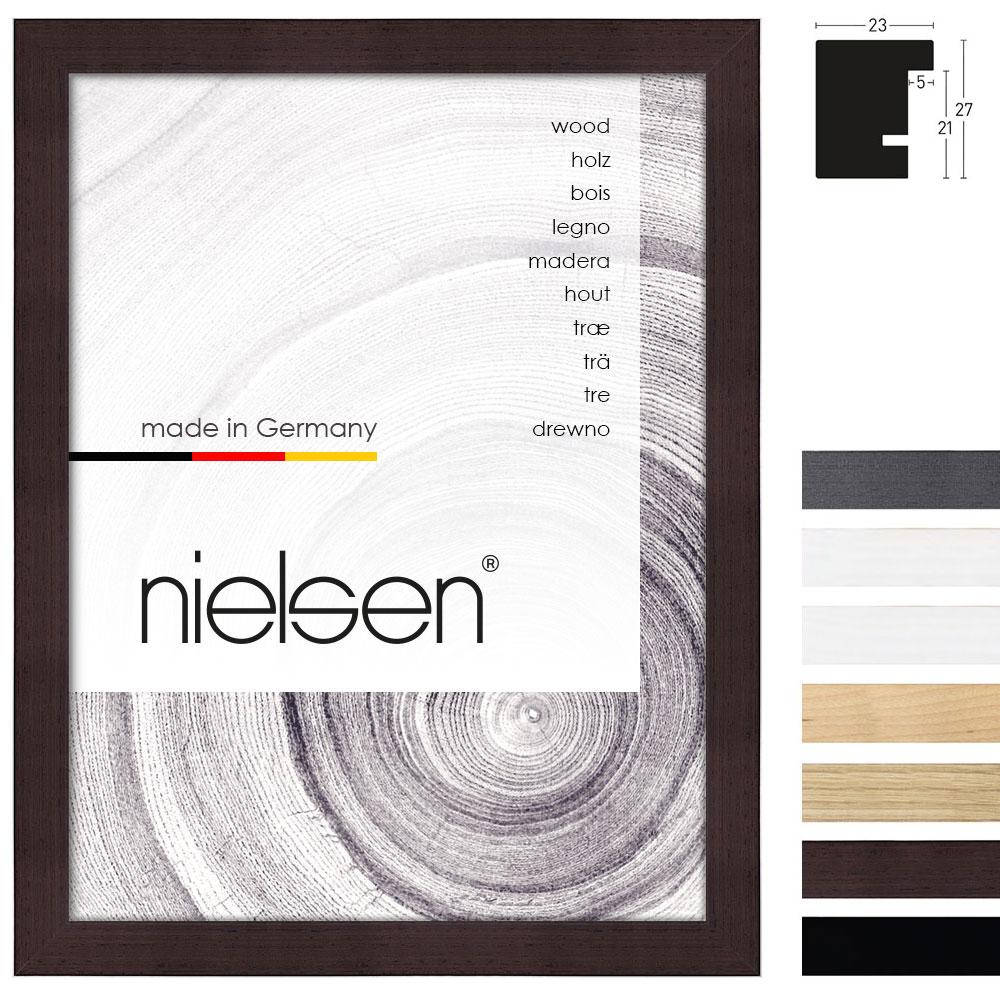 Nielsen Cadre en bois coupe sur mesure, XL 23 # Cadre En Bois Sur Mesure