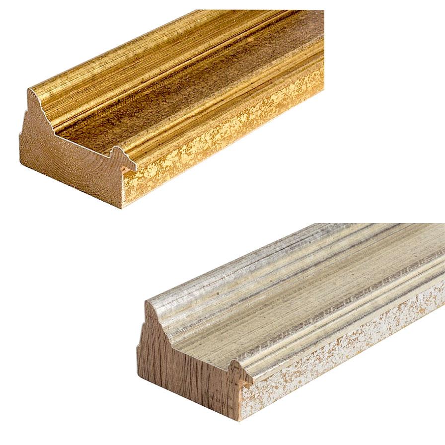 Cadre en bois coupe sur mesure, Vienna 72