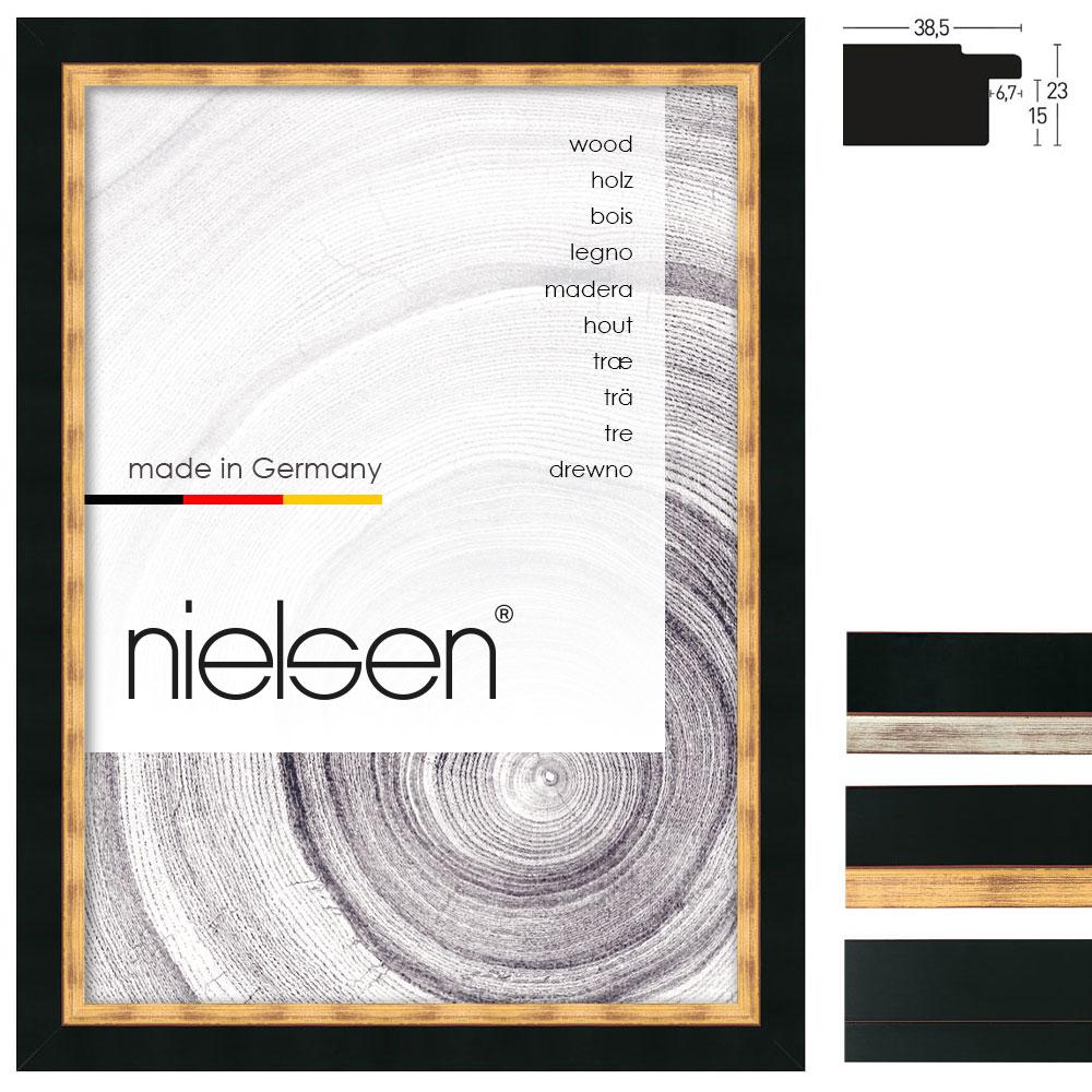 Nielsen Cadre en bois coupe sur mesure, Metropolitan 38,5 # Cadre En Bois Sur Mesure