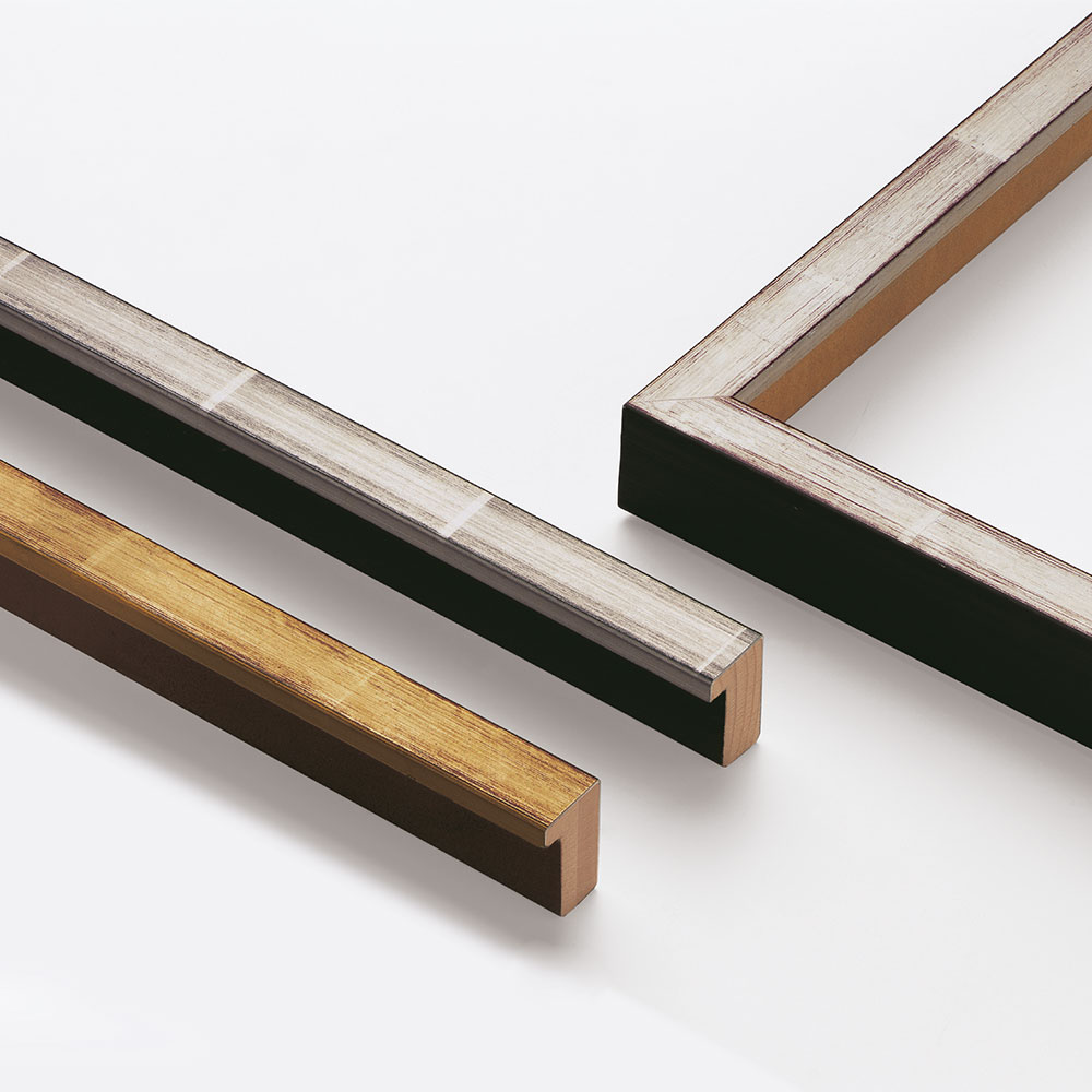 Nielsen Cadre en bois coupe sur mesure, Guazzo 20×35 # Cadre Bois Sur Mesure