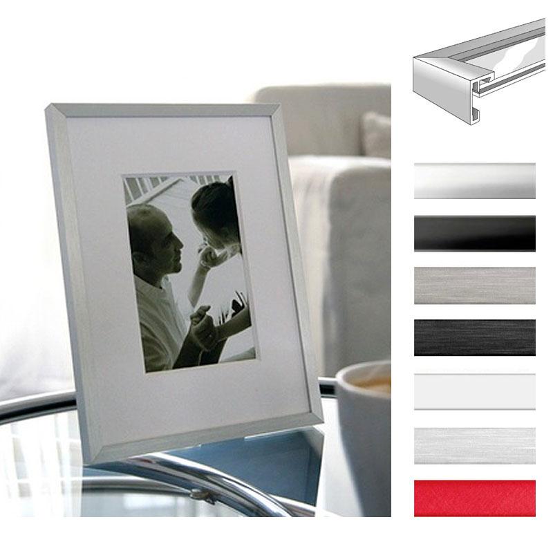 nielsen cadre photo c2 18x24 cm argentin verre normal. Black Bedroom Furniture Sets. Home Design Ideas