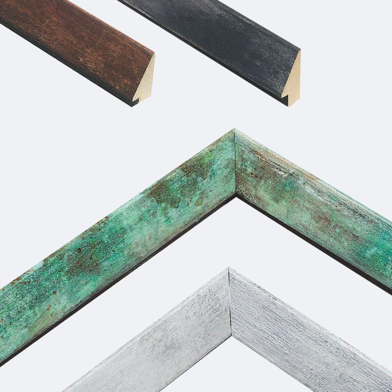 Cadre en bois coupe sur mesure, Officina 23