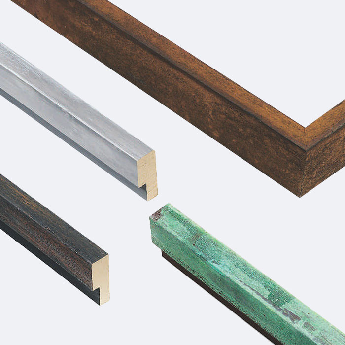 Cadre en bois coupe sur mesure, Officina 20