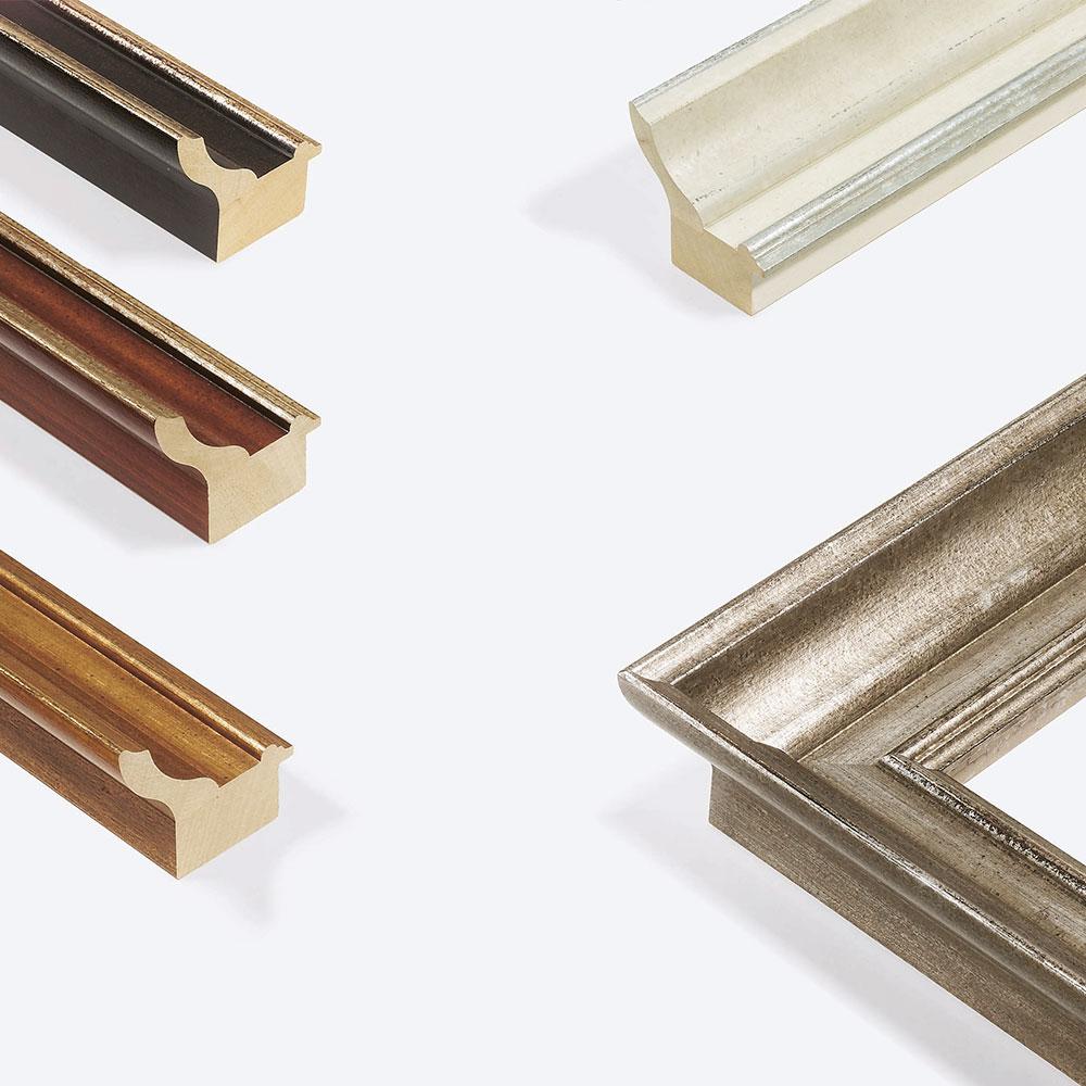 Cadre en bois coupe sur mesure, Lab.Art Uno 98