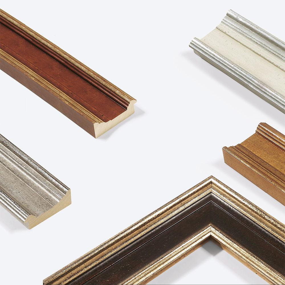 Cadre en bois coupe sur mesure, Lab.Art Quattro 96