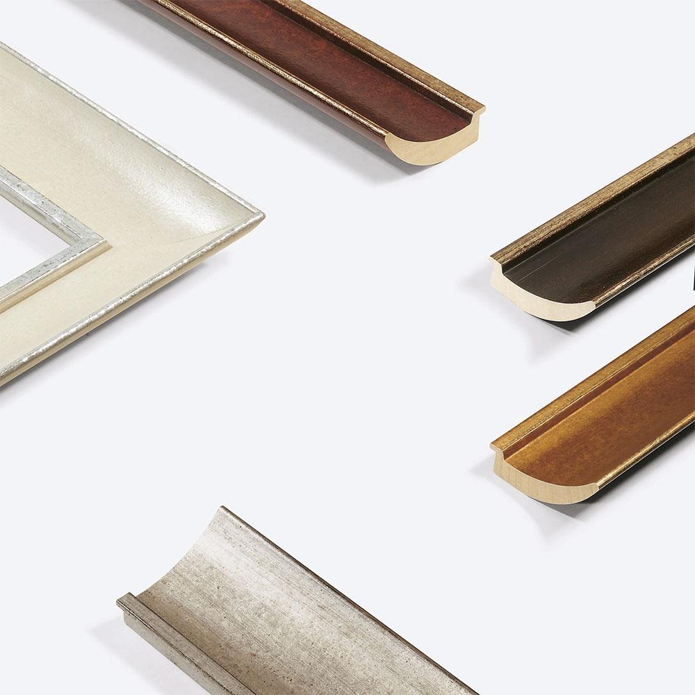 Cadre en bois coupe sur mesure, Lab.Art Sei 95